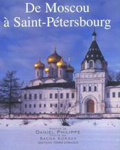De Moscou à Saint Pétersbourg - Intérieur - Format classique