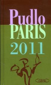 Pudlo Paris (édition 2011) - Couverture - Format classique