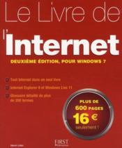 Le livre de l'internet ; pour Windows 7 (2e édition) - Couverture - Format classique