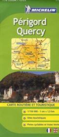 CR zoom France 118 ; Périgord, Quercy (édition 2011) - Couverture - Format classique