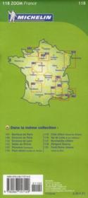CR zoom France 118 ; Périgord, Quercy (édition 2011) - 4ème de couverture - Format classique