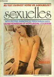 Unions Sexuelles N°10 - Jeu Test: Ou En Est Votre Vie Amoureuse ? - Couverture - Format classique