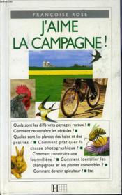 J'Aime La Campagne - Couverture - Format classique