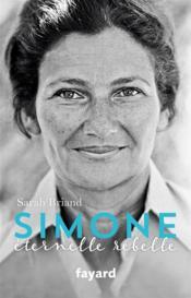 Simone, éternelle rebelle - Couverture - Format classique