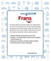 Frans halfgevorderden - 4ème de couverture - Format classique