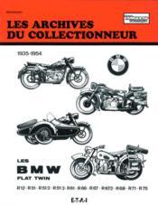 Bmw Flat Twin R 12 A R 75 (1935/1954) N 101 - Couverture - Format classique