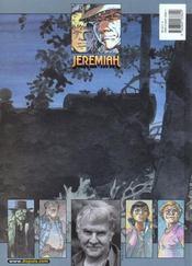 Jeremiah T.24 ; le dernier diamant - 4ème de couverture - Format classique