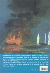 H.m.s. ulysses - 4ème de couverture - Format classique