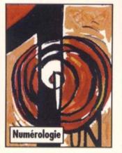 Numerologie 1 - Couverture - Format classique