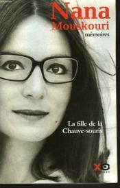 La fille de la Chauve-souris ; mémoires - Couverture - Format classique