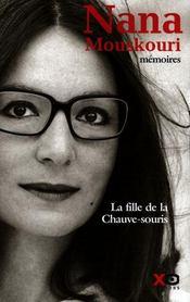 La fille de la Chauve-souris ; mémoires - Intérieur - Format classique