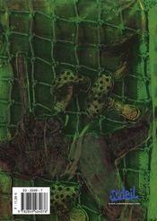 Dorohedoro T.4 - 4ème de couverture - Format classique