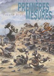 Pacush blues t.1 ; premières mesures - Couverture - Format classique