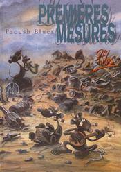 Pacush blues t.1 ; premières mesures - Intérieur - Format classique