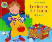 Le dessin de Lucie - Couverture - Format classique
