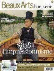 telecharger La saga de l'Impressionnisme livre PDF en ligne gratuit
