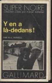 Collection Super Noire N° 103.Y'En A La Dedans. - Couverture - Format classique