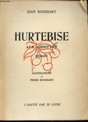 Hurtebise Aux Griottes - Couverture - Format classique