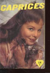 Album Caprice N° 8 Comprenant Les Mensuels N° 19 - 20 Et 21 - Couverture - Format classique