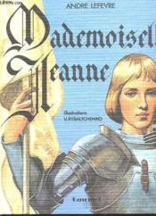 Mademoiselle Jeanne - Couverture - Format classique