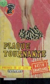 Plaque Tournante - Couverture - Format classique
