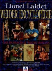 Weiber Encyclopedie ; Tous Les Muscles Et Tous Les Exercices - Couverture - Format classique