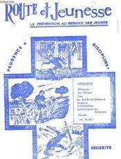 Route Et Jeunesse - La Prevention Au Service Des Jeunes - Couverture - Format classique