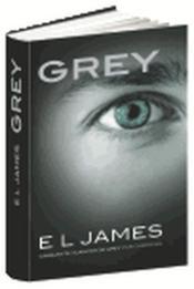 Grey - Couverture - Format classique