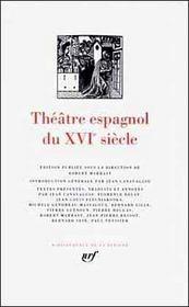 Theatre espagnol du xvi siecle - Intérieur - Format classique