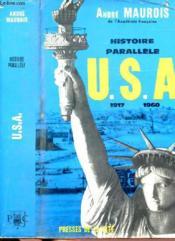 Histoire Parallele - Histoire Des Etats-Unis De 1917 A 1961 - Couverture - Format classique