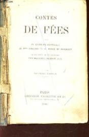 CONTES DE FEES / nouvelle EDITION. - Couverture - Format classique
