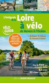 L'intégrale de la Loire à vélo - Couverture - Format classique