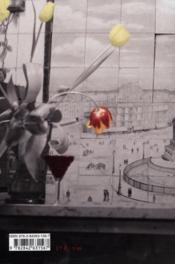 Paris, mon pote - 4ème de couverture - Format classique