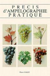 Precis d'ampelographie pratique 7eme edition - Couverture - Format classique
