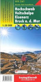 Hochschwab-Veitsch-Bruck - Couverture - Format classique