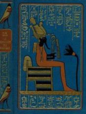 La vengeance des pharaons - Couverture - Format classique