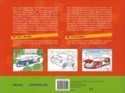 Car studio super sticker fun - 4ème de couverture - Format classique