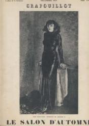 Le crapouillot / decembre 1934 - Couverture - Format classique
