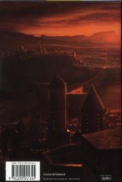 Le royaume de tobin ; l'intégrale t.2 - 4ème de couverture - Format classique