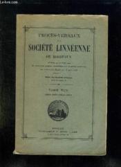Proces Verbaux De La Societe Linneenne De Bordeaux. Tome Xcv: 1951 - 1952 - 1953 - 1954. - Couverture - Format classique