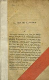 La Nina De Sanabria - Couverture - Format classique