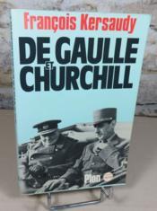 De Gaulle et Churchill. - Couverture - Format classique