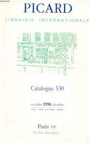 Catalogue 530 - 128° Annee - Couverture - Format classique