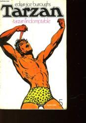 Tarzan L'Indomptable - Couverture - Format classique