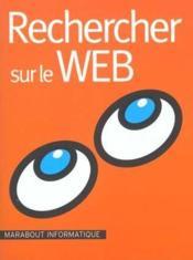 Rechercher Sur Le Web - Couverture - Format classique