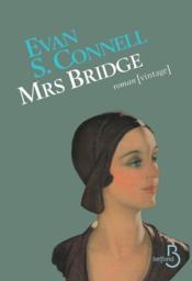 Mrs bridge - Couverture - Format classique