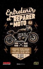 Entretenir et réparer votre moto - Couverture - Format classique