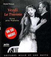 Verdi et la traviata ; vivre avec violetta - Couverture - Format classique