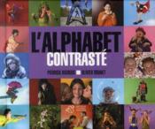 L'alphabet contrasté - Couverture - Format classique