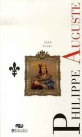 Philippe auguste - Couverture - Format classique